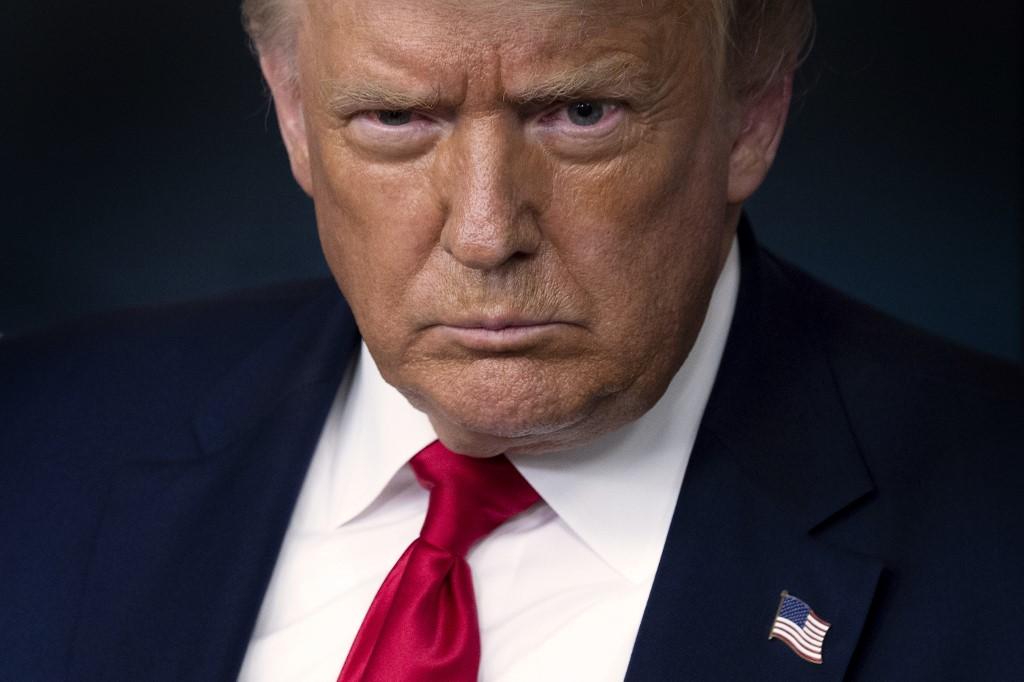 特朗普提出押後11月總統選舉