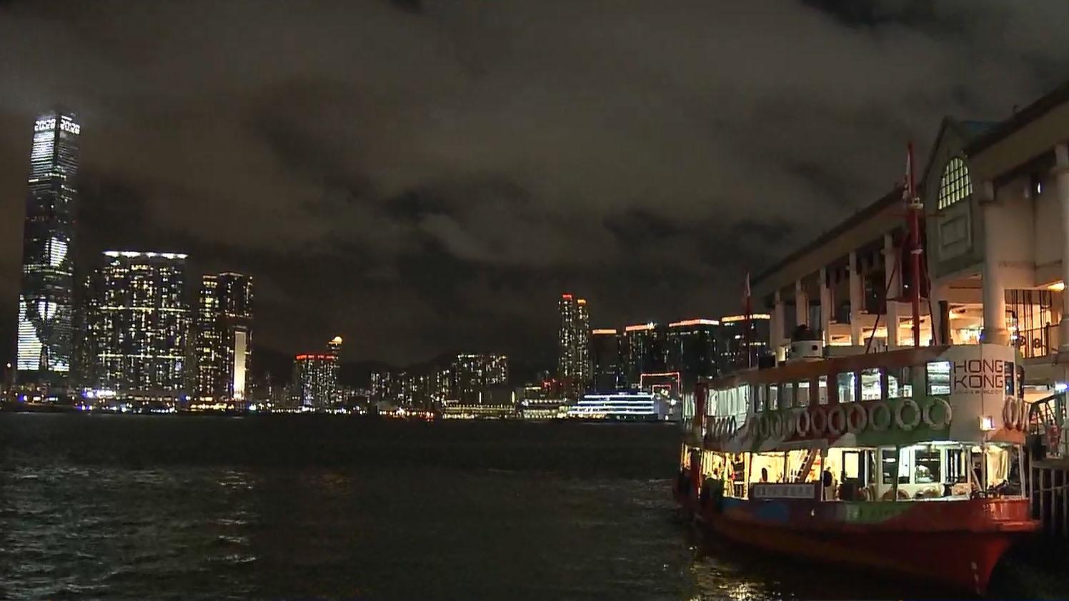 熱帶低氣壓森拉克遠離香港 天文台改發一號戒備信號