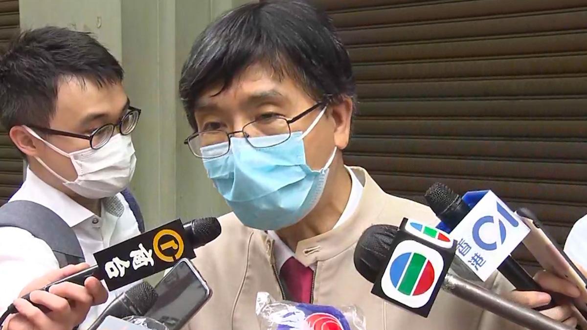 袁國勇:仍未能肯定病毒於街市散播的方法