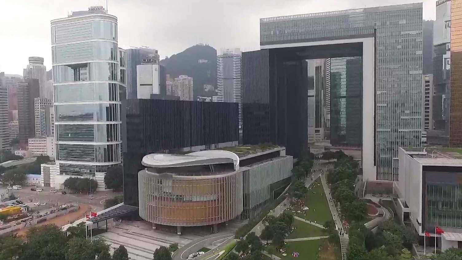 港府強烈不滿英國國會跨黨派香港小組報告