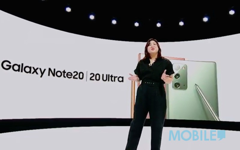 更靈敏 S Pen、升級筆控操作!Galaxy Note 20、Note 20 Ultra 正式現身