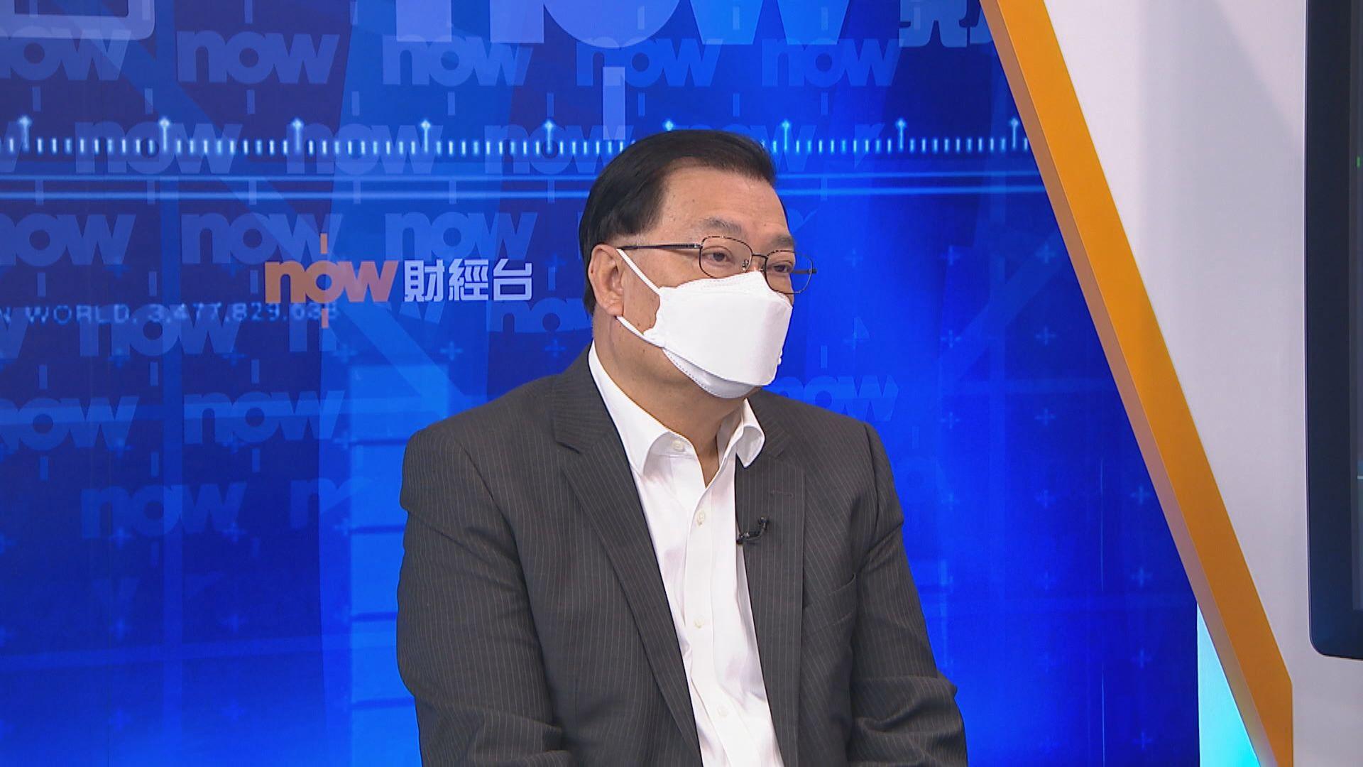 譚耀宗:民主派若全面拒入看守立法會 會失大量資源