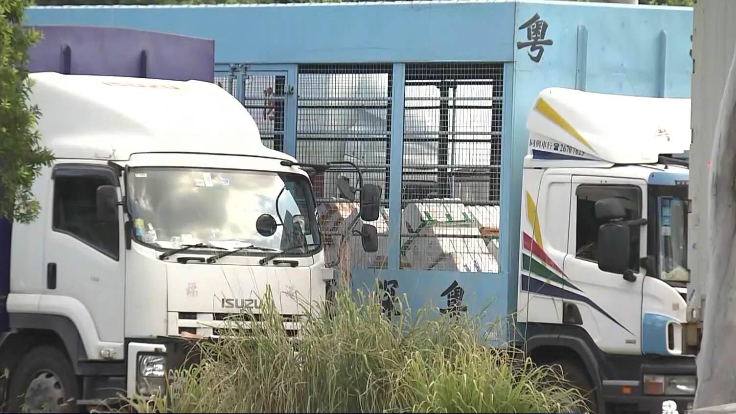 入境深圳的跨境貨車可獲安排免費安裝衛星定位