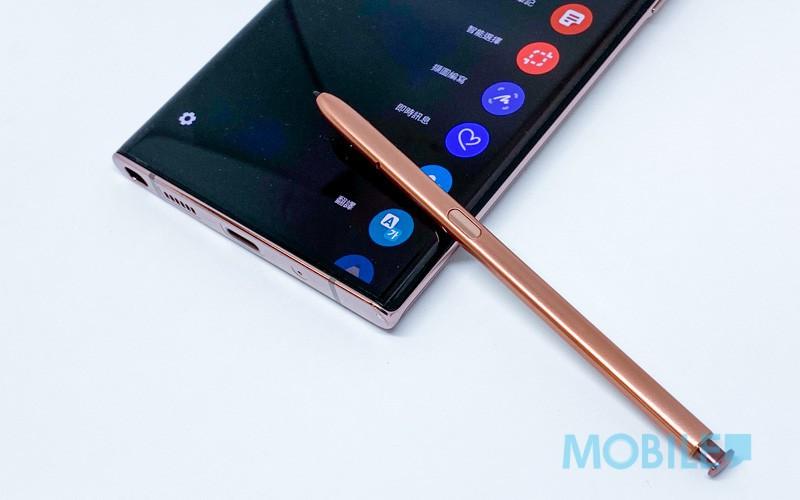 更多手勢操作、智能書寫對齊、便利錄音書籤!Note 20 最新 S Pen 功能有呢 D