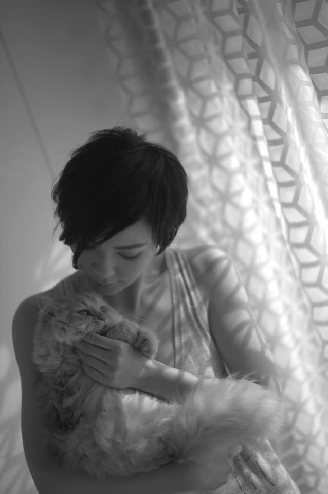 杜汶澤田蕊妮7歲愛貓momo離世 「雖傷痛但也要接受」