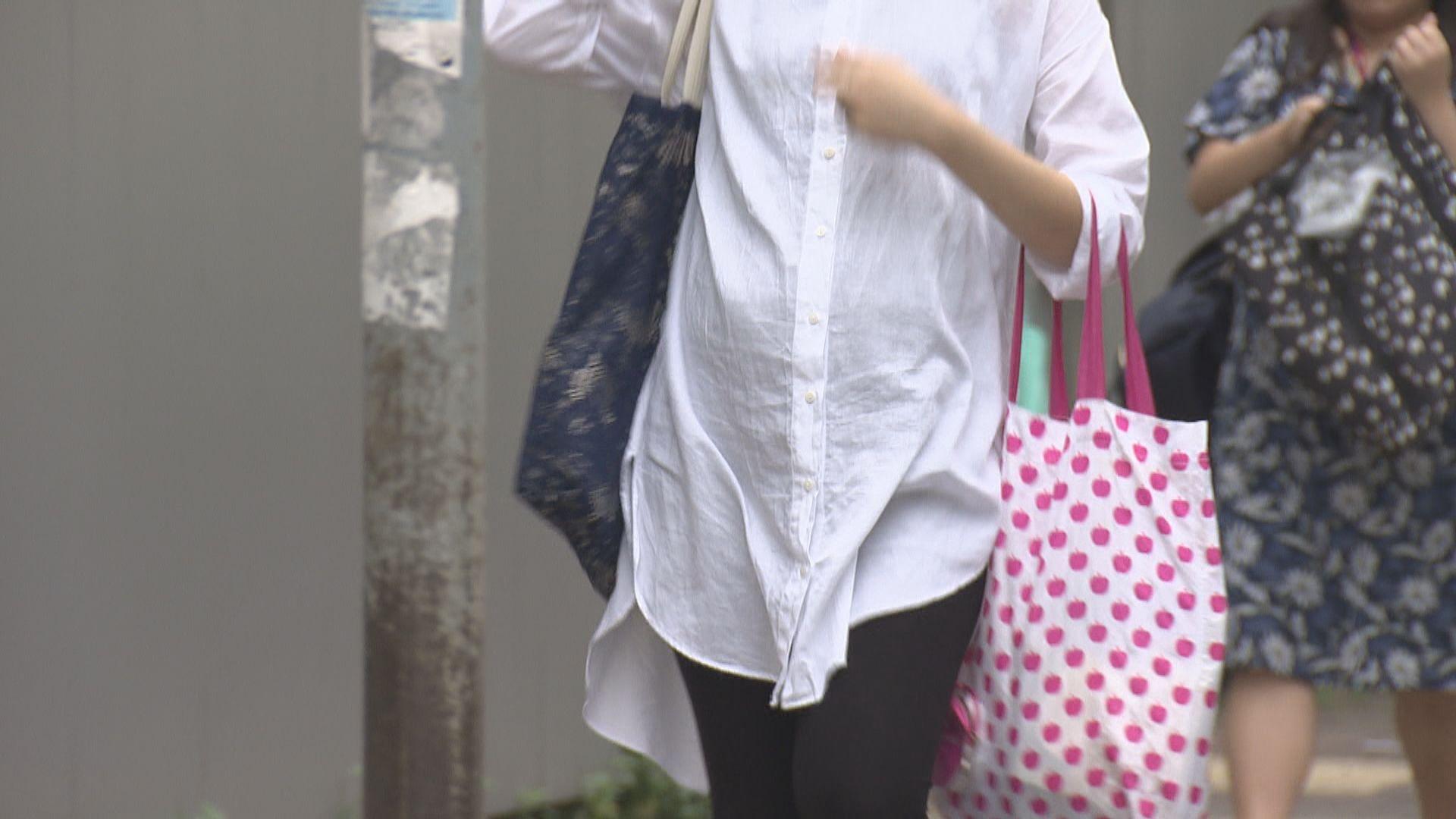 孕婦下周一起可在指定地點領取咽拭子採樣套裝