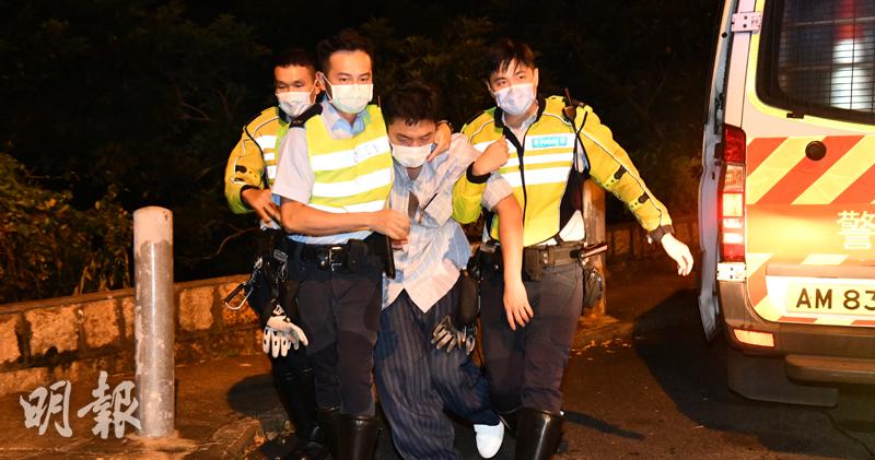 藝人楊明疑醉駕 拒向警提供血液樣本被捕