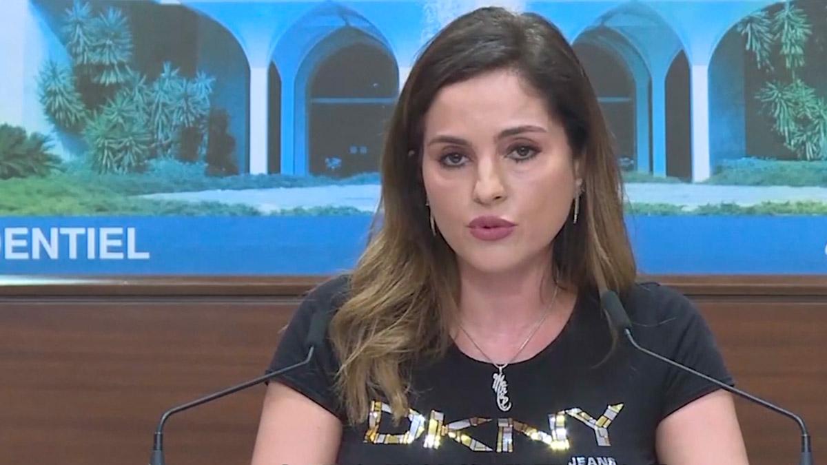 黎巴嫩新聞部長為未能改革道歉和辭職