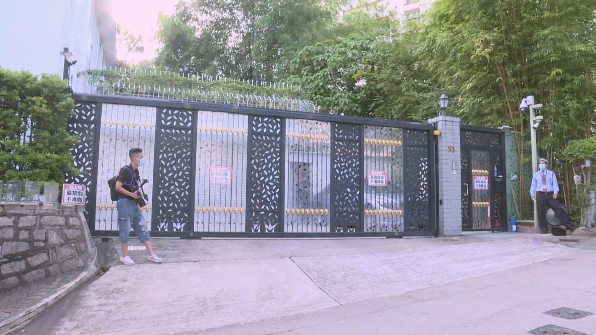 壹傳媒創辦人黎智英等人涉違國安法被捕