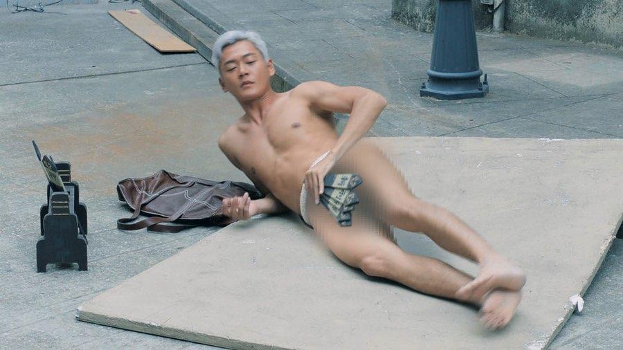 33歲張振朗IG公開裸照:「又一個成就解鎖」
