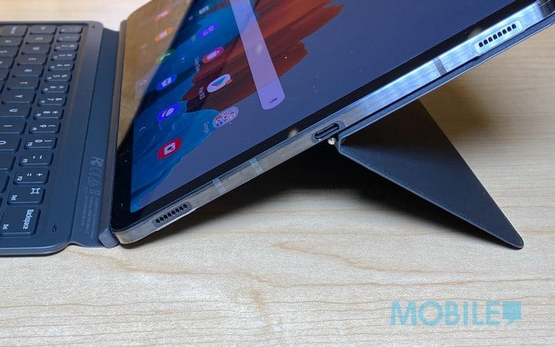 11吋芒輕巧機身 Galaxy Tab S7實機睇