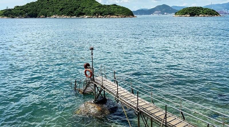 〈好遊〉人氣打卡熱點 西環鐘聲泳棚