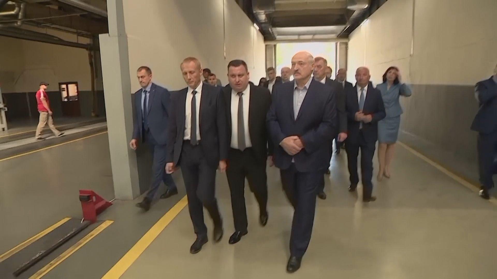 白俄羅斯總統:願公投修憲交出權力