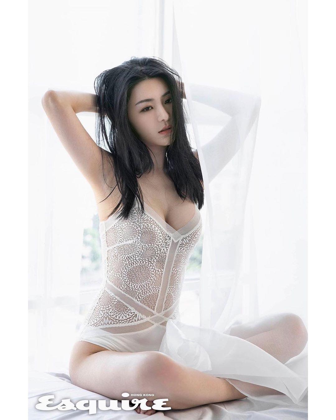 《辣伙頭》陳欣妍秘操3周練蜜桃臀 比堅尼沙灘照大派福利
