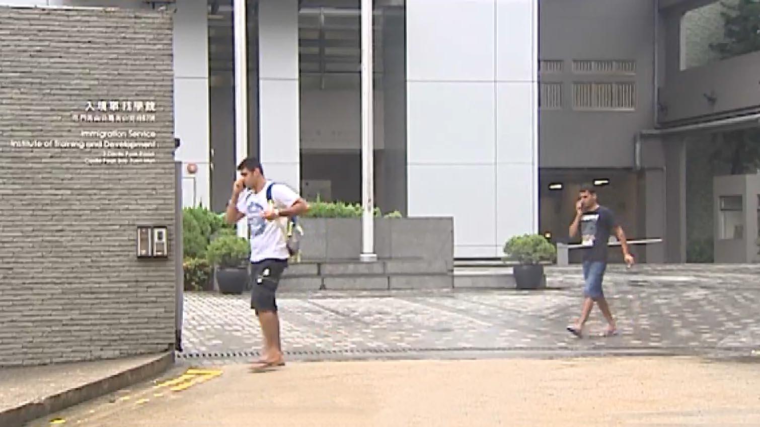 一名逾期居留泰籍男子確診 約600人要做病毒檢測