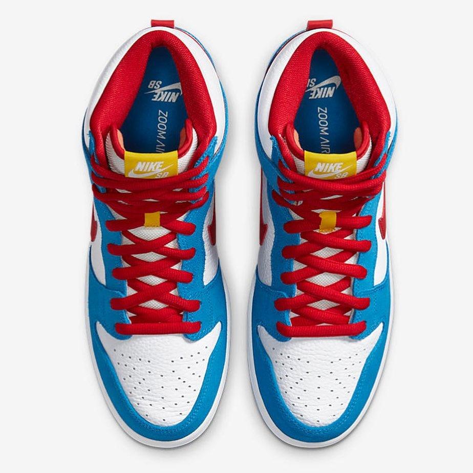 〈好潮〉Nike多啦A夢特別版波鞋官方照曝光