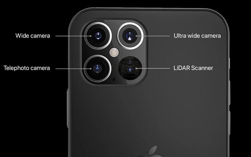 老把戲但係 Work,iPhone 12 用四合一大像素提升畫質?