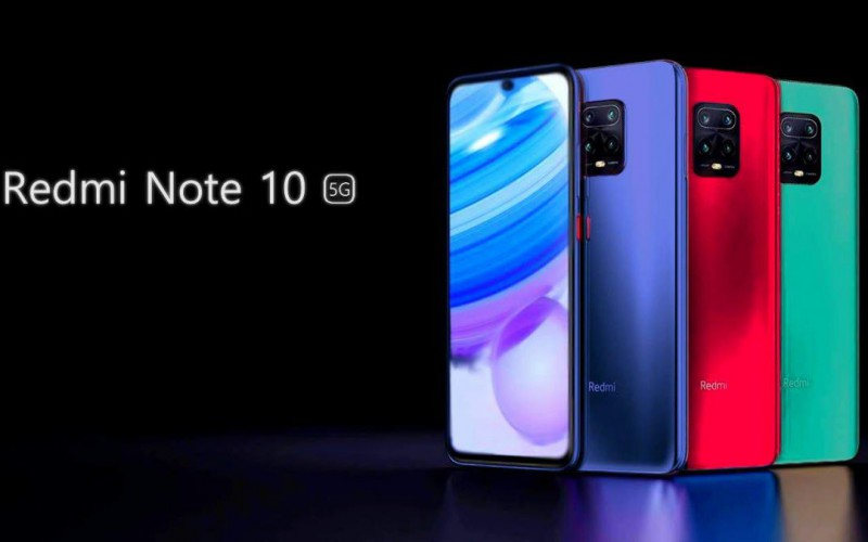Redmi Note 10 外觀規格曝光:天璣820 + 4800萬像主鏡頭