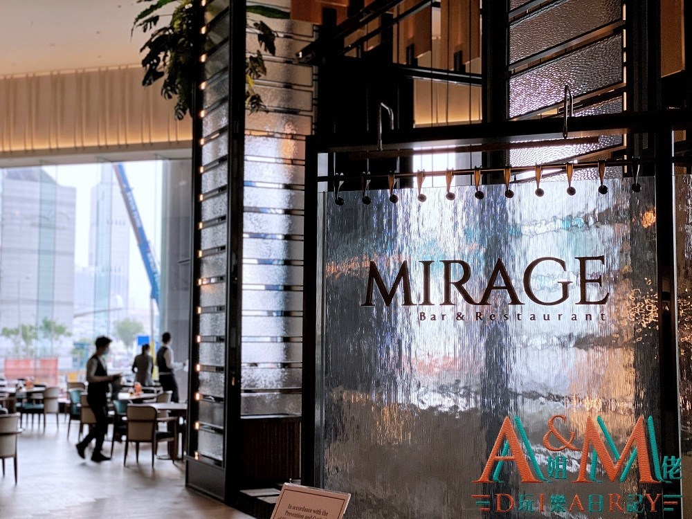 〈好食〉香港萬麗海景酒店Staycation Package 豪嘆Mirage Bar & Restaurant