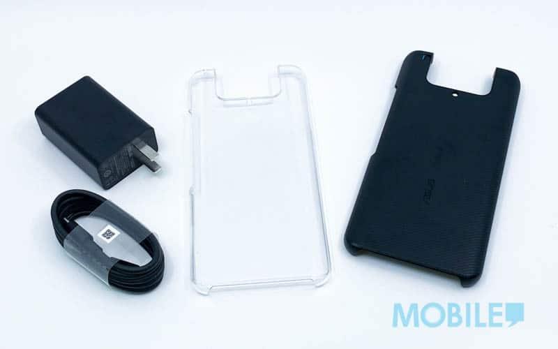 電動翻鏡、螢幕更高質!ZenFone 7 Pro 開箱、試效能