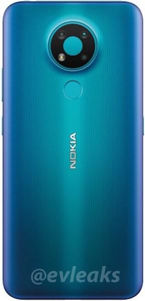 配備驍龍 460,Nokia 3.4 新色現身