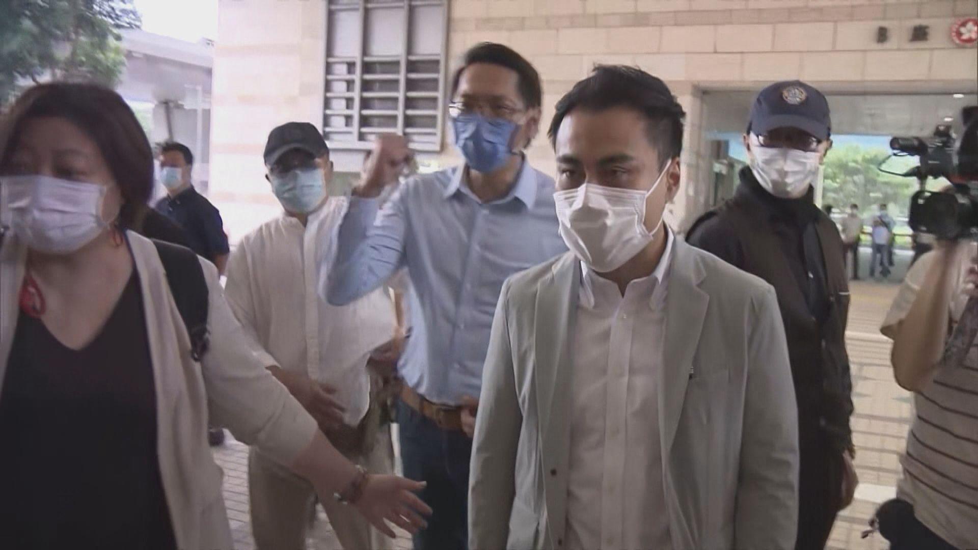 陳志全私人檢控郭偉强普通襲擊 裁判官拒律政司提押後審理