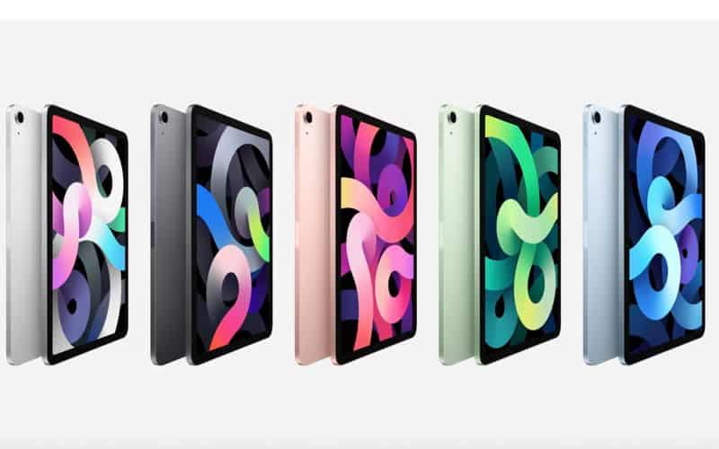 首發 A14 仿生晶片、第 4 代 iPad Air 有番 Touch ID
