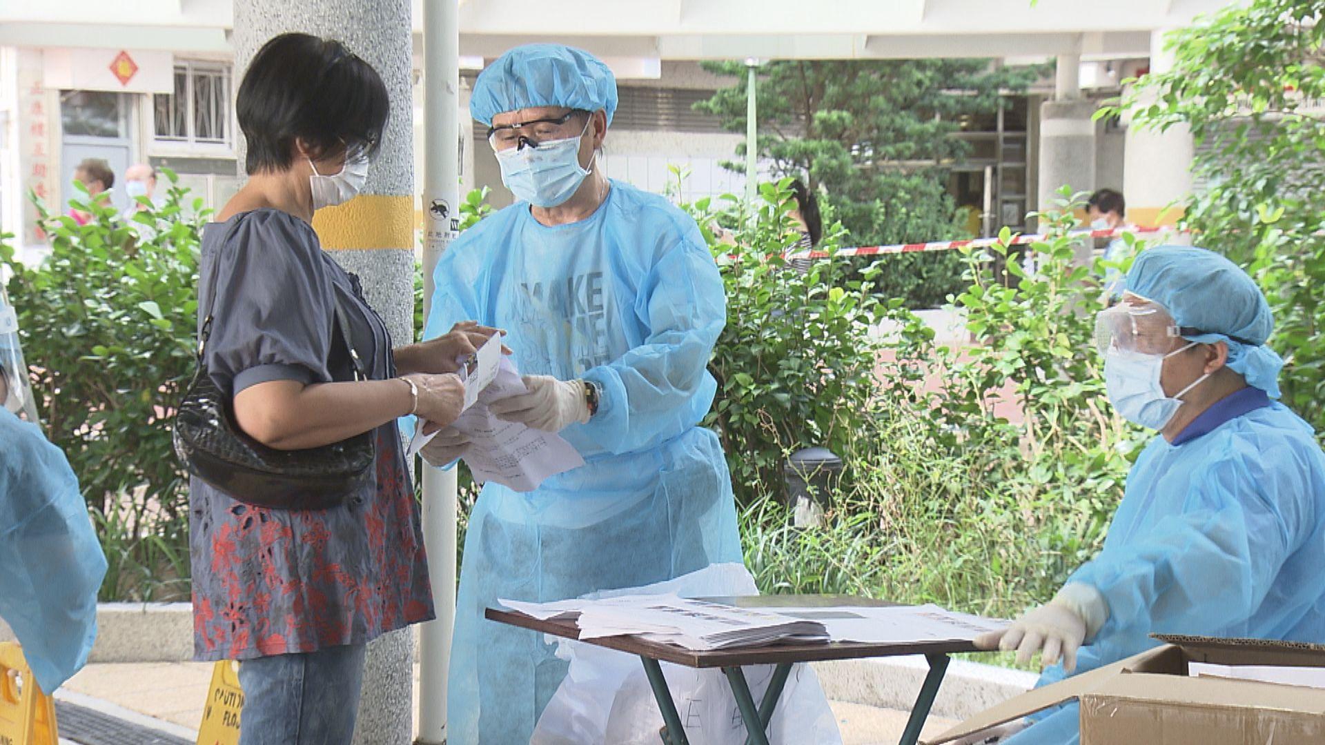 檢測計劃找出42人確診 揭示多個社區隱形感染群組