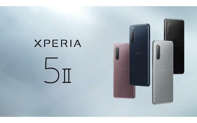 SONY新旗艦Xperia 5 II下週四在港發佈!