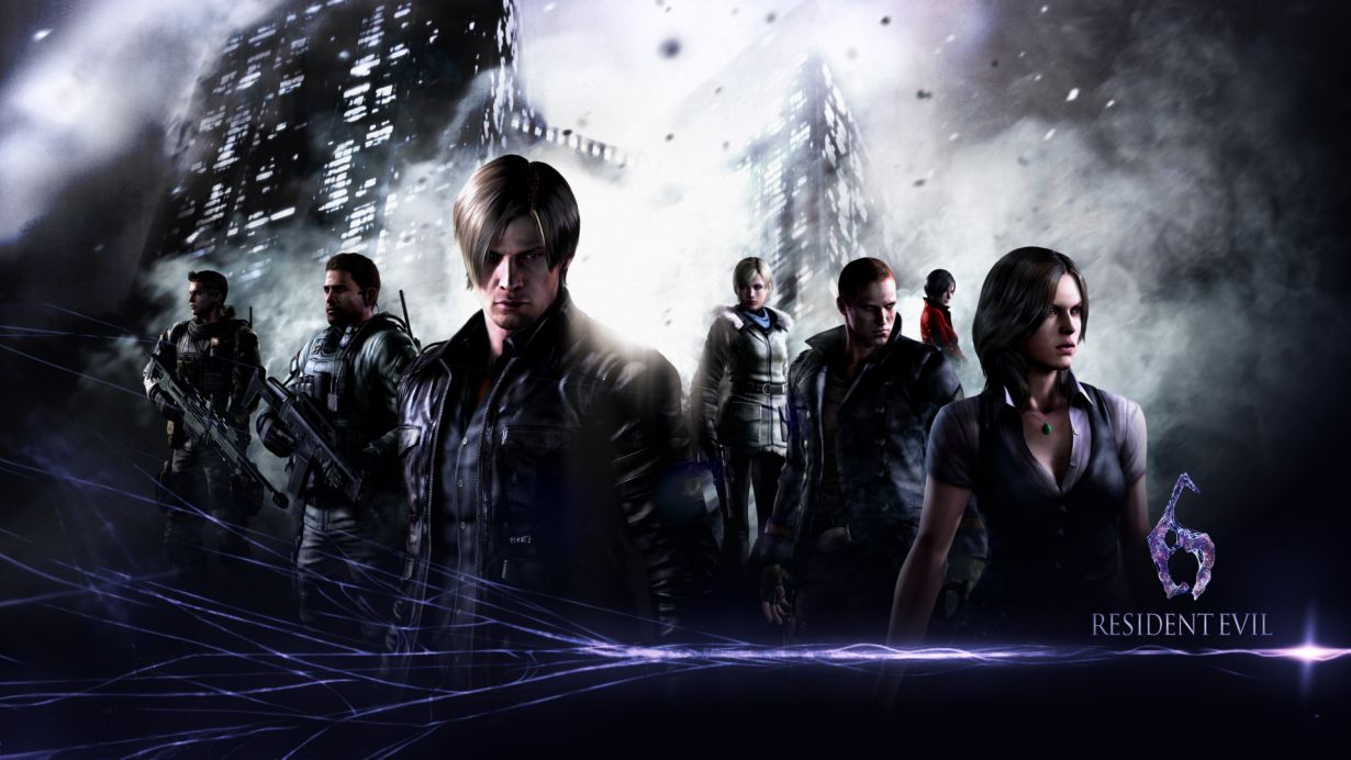 Resident Evil 6 $109(原價$156)