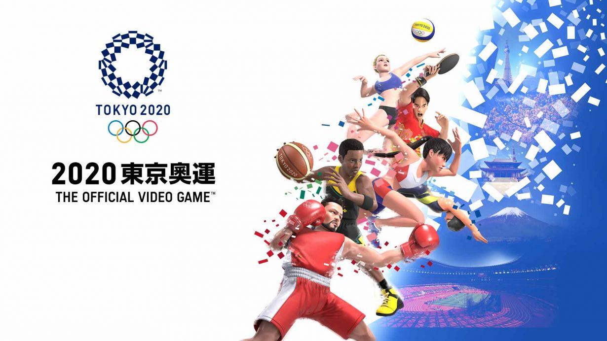 2020東京奧運 The Official Video Game $236(原價$338)
