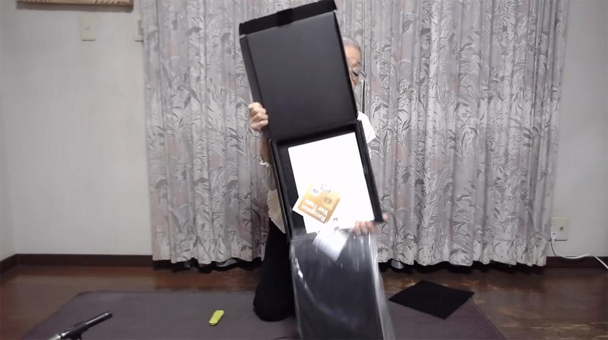 九十歲日本婆婆獲YouTube十萬訂閱銀牌 直呼「好重」