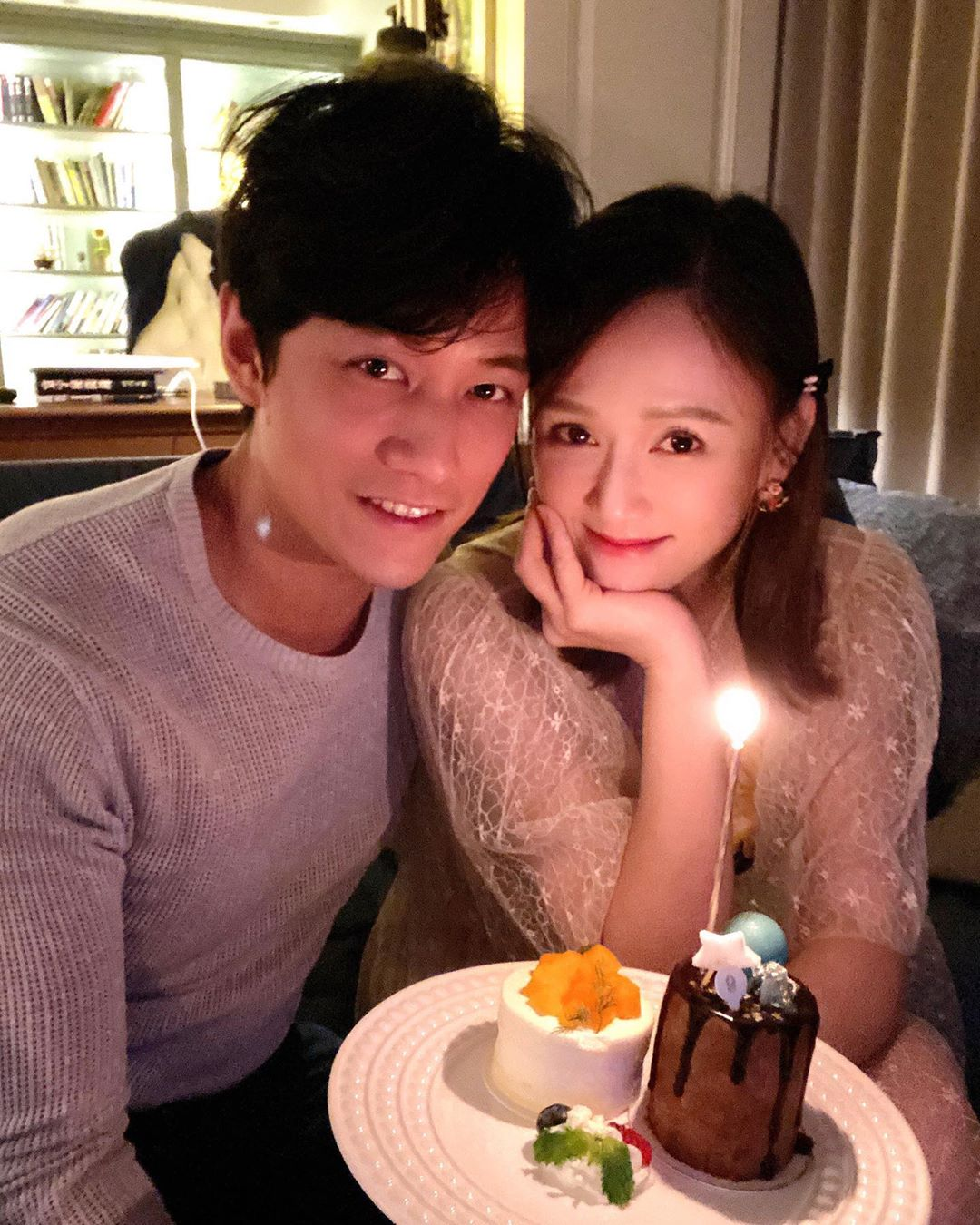 【拍拖一周年】41歲陳喬恩與富二代男友甜蜜放閃:珍惜當下