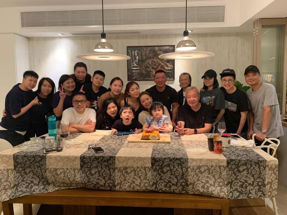 杜汶澤落足心機煮大餐 為老婆田蕊妮預祝43歲生日