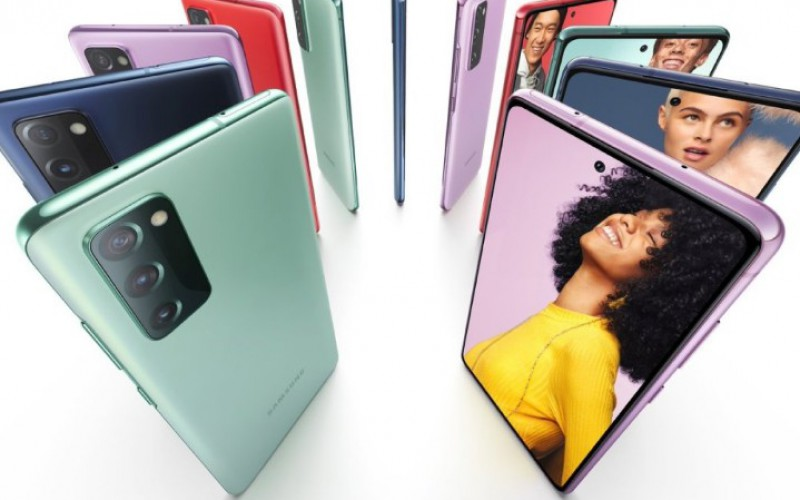 SAMSUNG Galaxy S20 FE 5G 下週登陸香港!