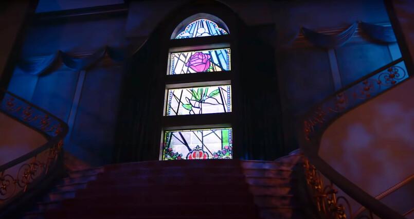 【東京迪士尼】最新「美女與野獸」園區開幕 粉紅城堡夢幻酒店房間曝光