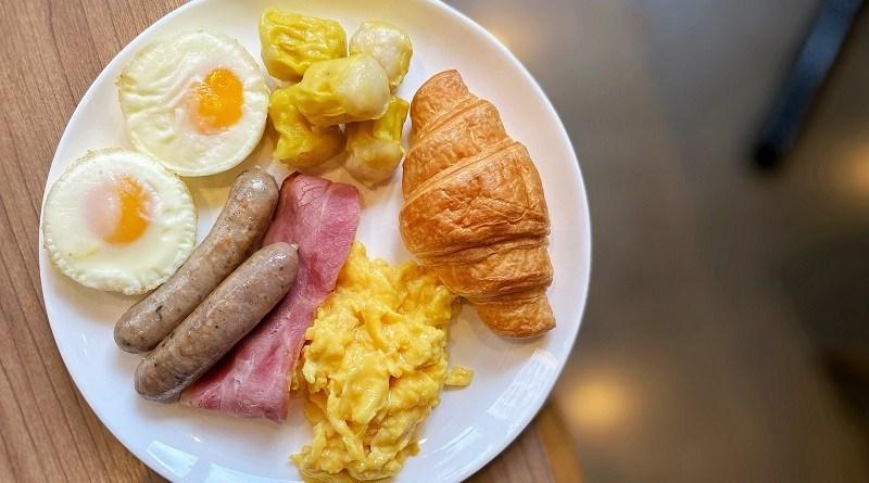 〈好食〉茶餐廳價錢歎酒店自助早餐 紅磡逸酒店Moreish & Malt