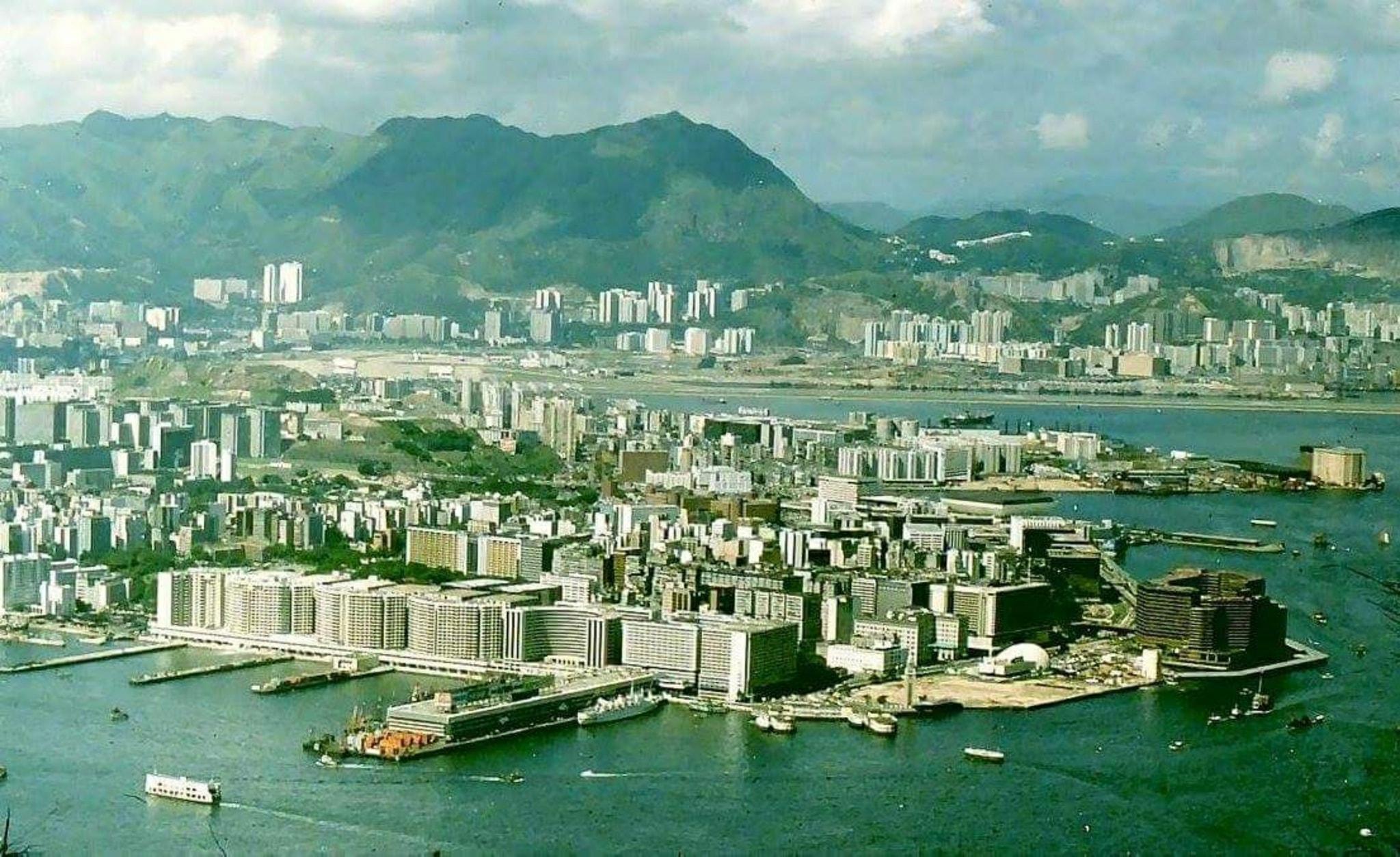 1980年的香港