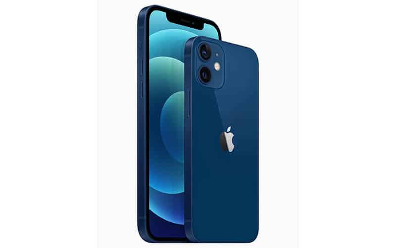 全面配備 OLED 靚芒,有大有細 iPhone 12/12 Mini 多色輕巧 5G 機