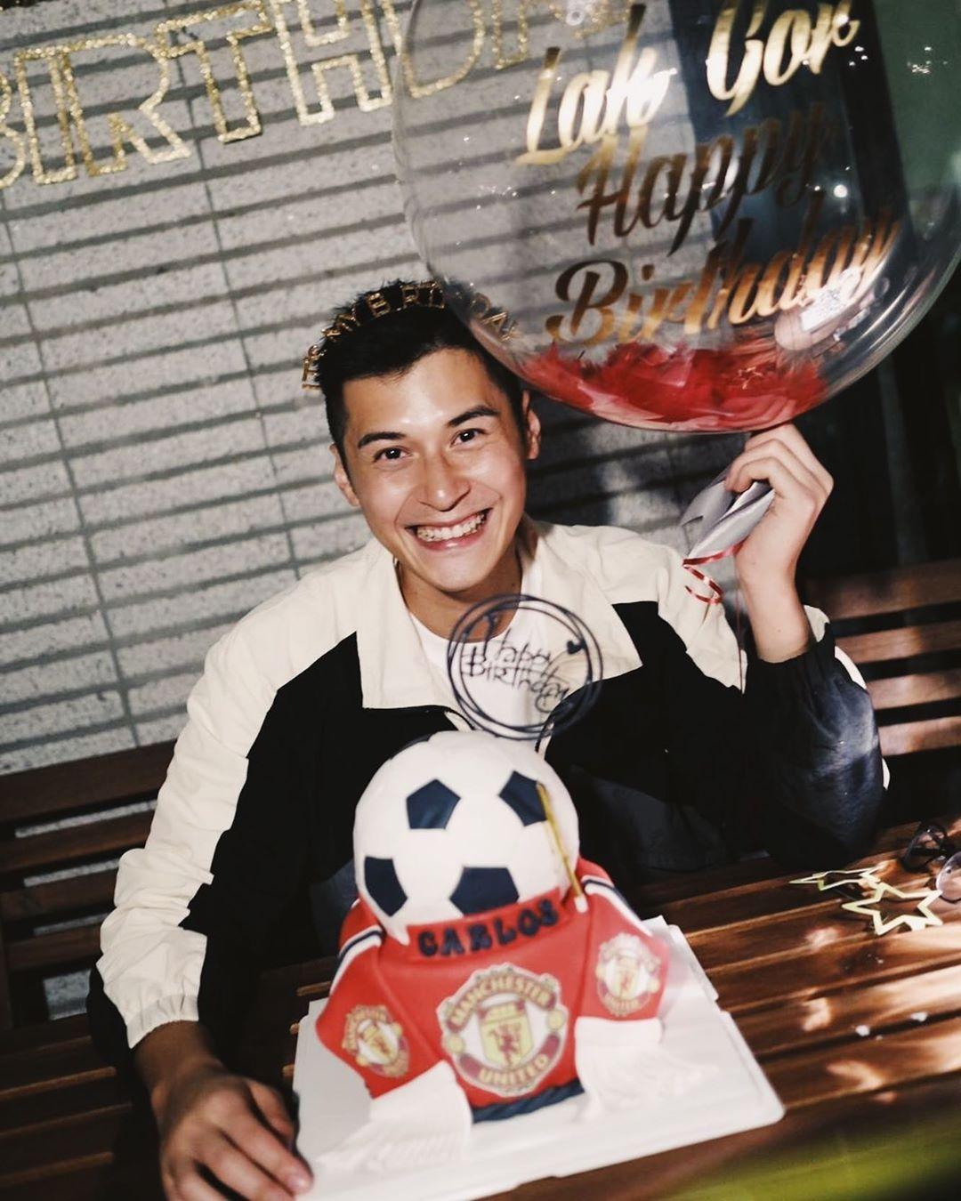 陳家樂前日34歲生日