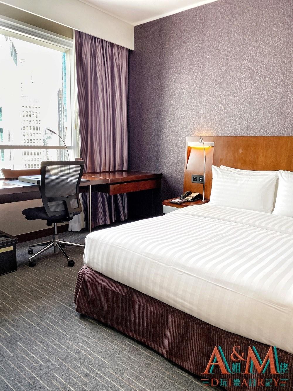 〈好遊〉香港Staycation之選 灣仔諾富特世紀酒店