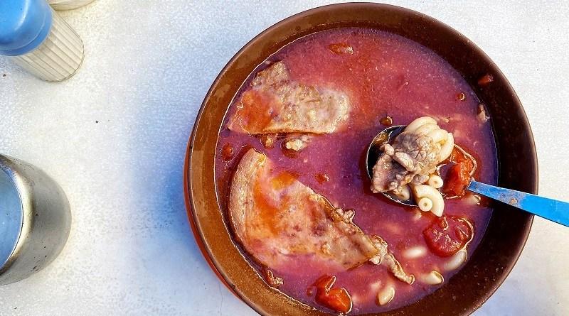 〈好食〉超濃郁蕃茄湯 上環勝香園