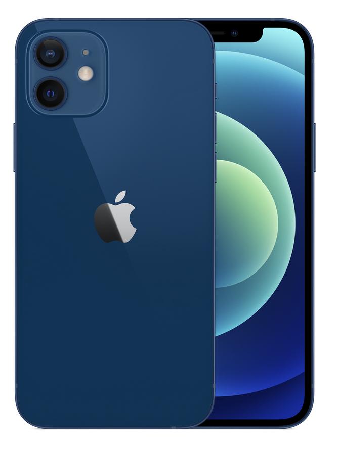 iPhone 12 藍色