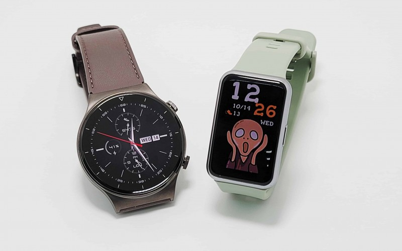 HUAWEI 最新穿戴產品,WATCH FIT 及 WATCH GT 2 Pro 有什麼功能?