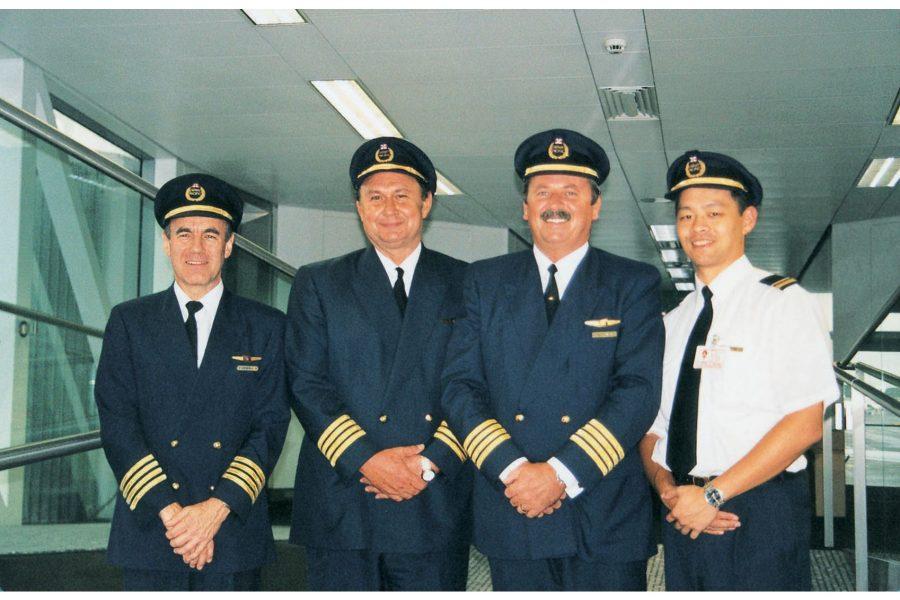 國泰航空網頁相片