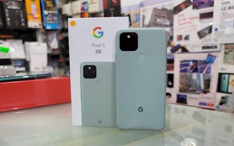 【水貨行情】首批 Google Pixel 5 到港,叫價$6,480!