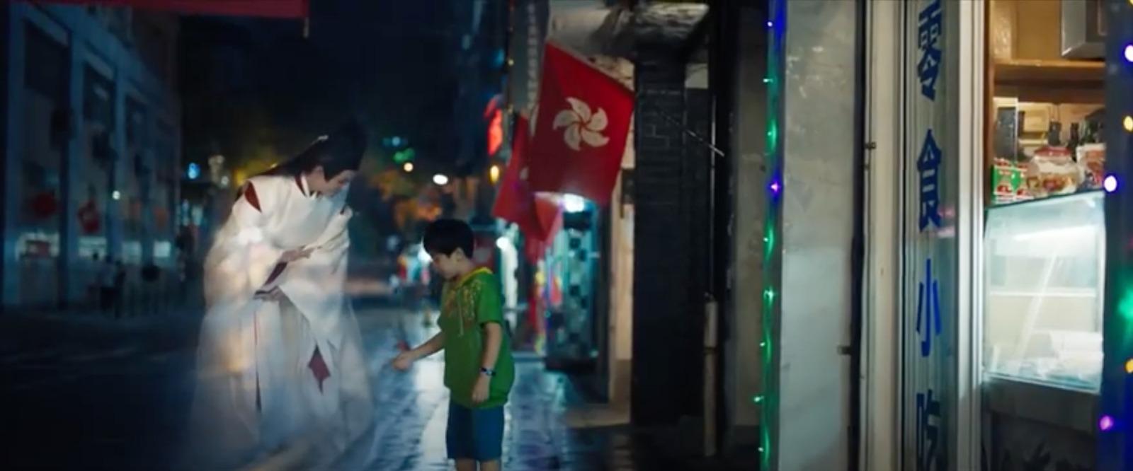 內地真人版《棋靈王》被批毀滅原著 首集提香港回歸引熱議