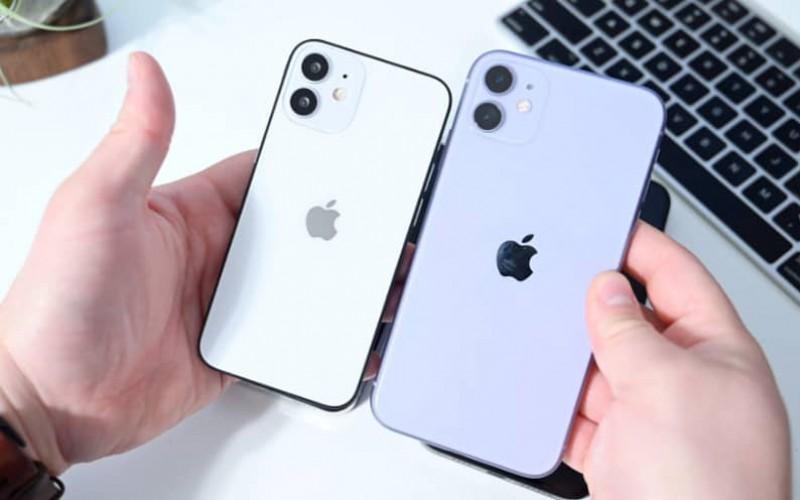iPhone 12 mini 真機上手影片曝光:5.4″ 屏幕一手掌控