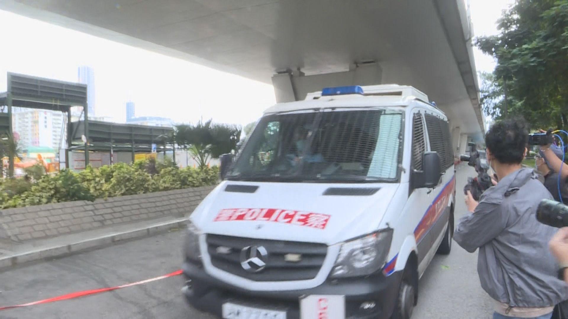 鍾翰林涉違國安法分裂國家 保釋申請被拒還柙候審