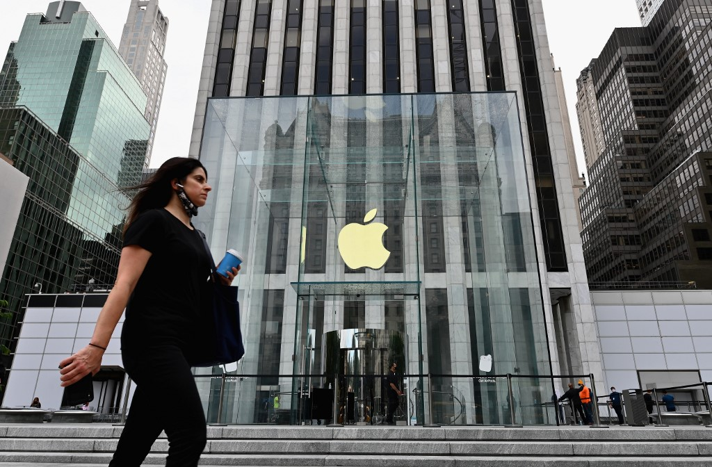 纏鬥十年失利 蘋果涉侵犯專利被判賠五億美元